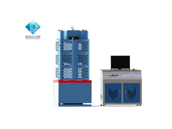 电液式万能试验机常见的故障与处理(二)