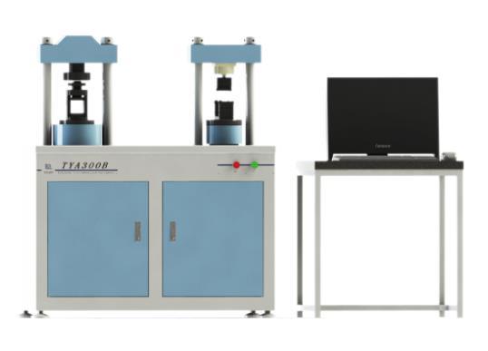 抗折抗压试验机TYA-300B