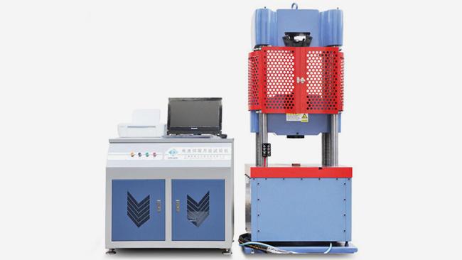 新路达仪器电液伺服万能试验机