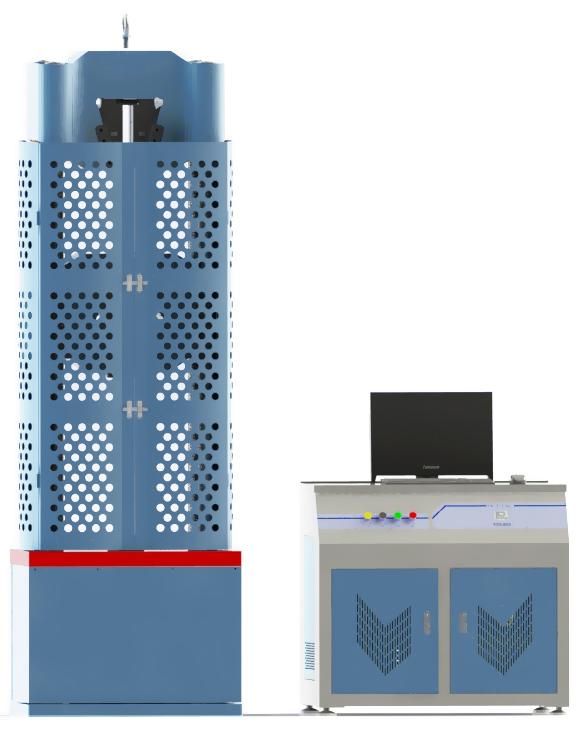 电液伺服钢绞线专用试验机