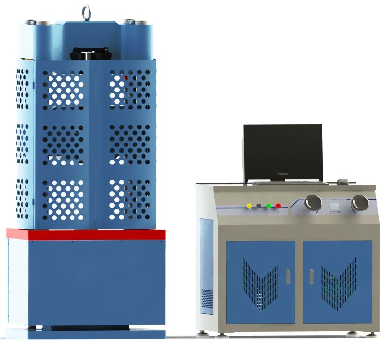 微机屏显万能试验机