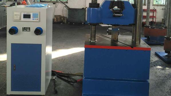 昆山交通工程实验检测中心试验机升级改造案例