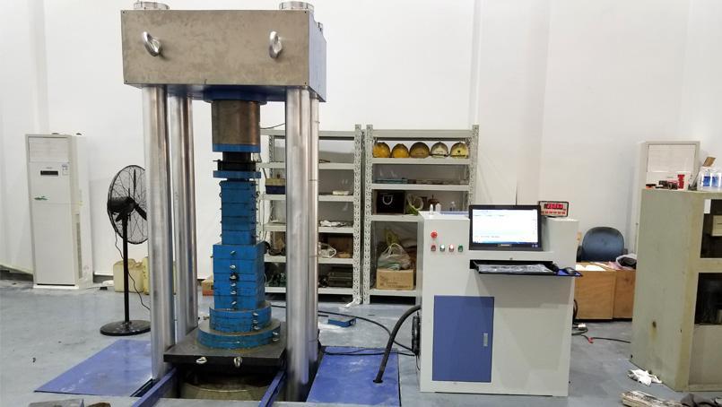 上海市计量测试研究院试验机升级改造案例