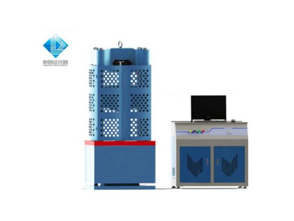 电液式万能试验机的主要配件有哪些?无锡新路达告诉您