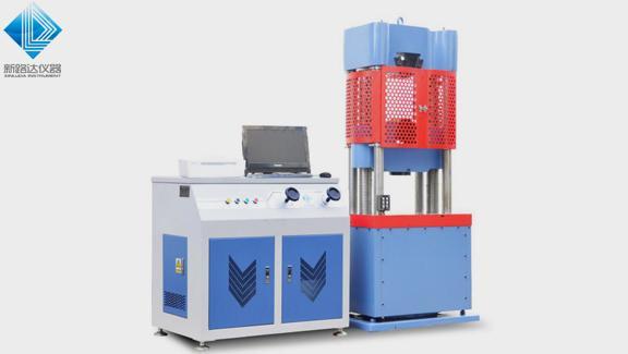 液压万能试验机的主要配件有哪些?无锡新路达告诉您
