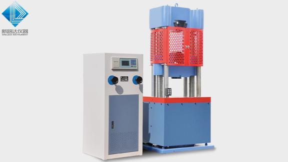 无锡新路达浅谈微机控制万能材料试验机常见问题处理